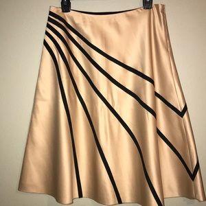 $108 White House Black Market Midi Lined Skirt (6)